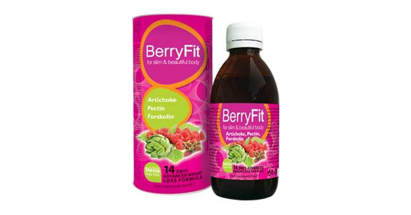 BerryFit Sirop Slabire – 7-8kg/Luna? Slabire rapida. Preț, farmacii, păreri, prospect, forum